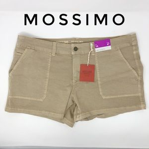 NWT Mossimo Suplly Co Target Sz 14 Midi Shorts